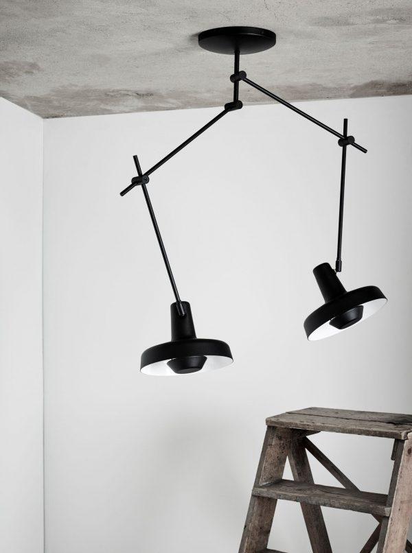 Arigato Dubbele Plafondlamp AR-C2 GrupaProducts