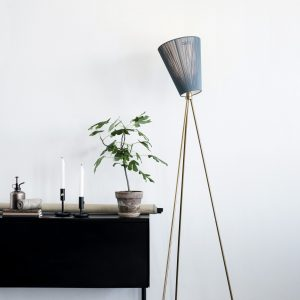 oslo wood vloerlamp ove rogne northern lighting
