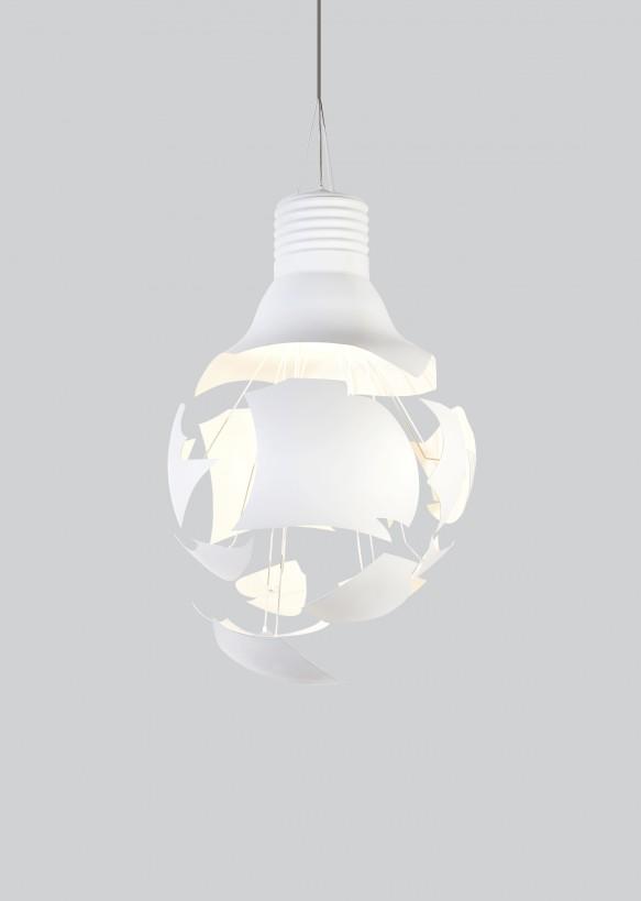 Scheisse Hanglamp Design Hans Bleken Rud by Northern