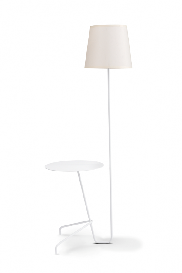 Arthur Vloerlamp Bijzettafel Design K. Imants