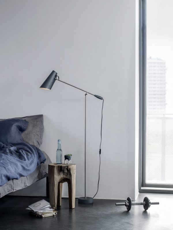 birdy vloerlamp birger dahl northern lighting
