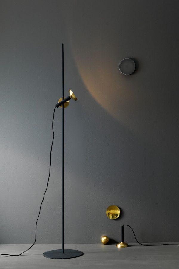 Blend Vloerlamp Blend Floor Design Sabina Grubbeson voor Pholc