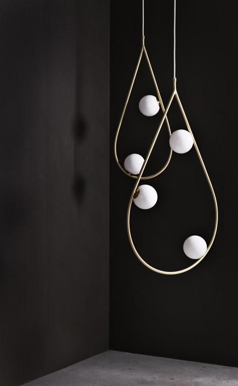 Pearls 80 Hanglamp Monika Mulder Pholc