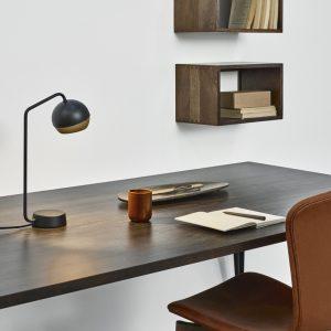 ray tafellamp design studio pederjessen mater
