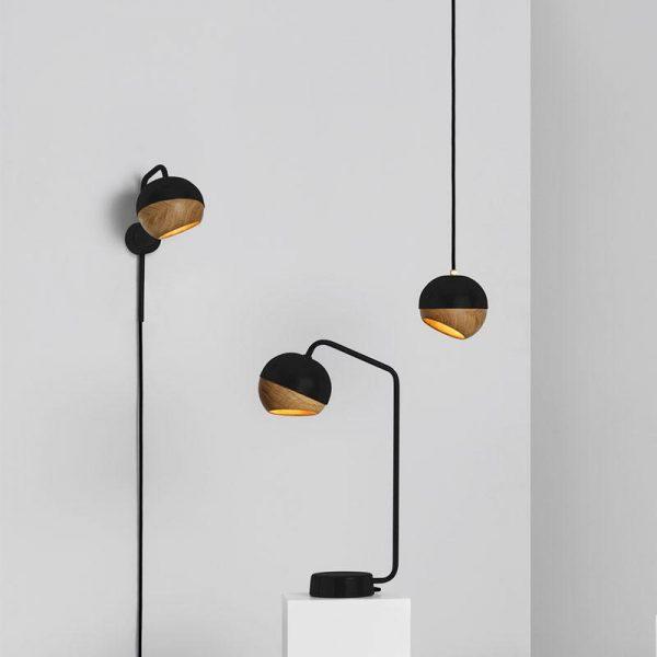 ray tafellamp ray hanglamp ray wandlamp design studio pederjessen