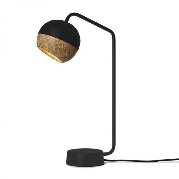 Ray tafellamp design studio pederjessen materdesign