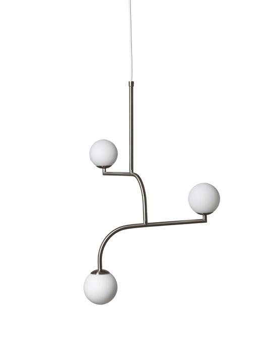Mobil 70 Hanglamp Mobil 70 Pendant light Design Monika Mulder