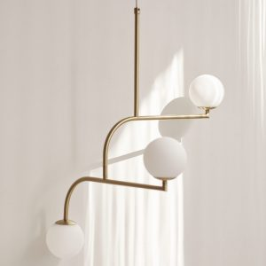 Mobil 70 Hanglamp Mobil 70 Pendant light Design Monika Mulder Pholc