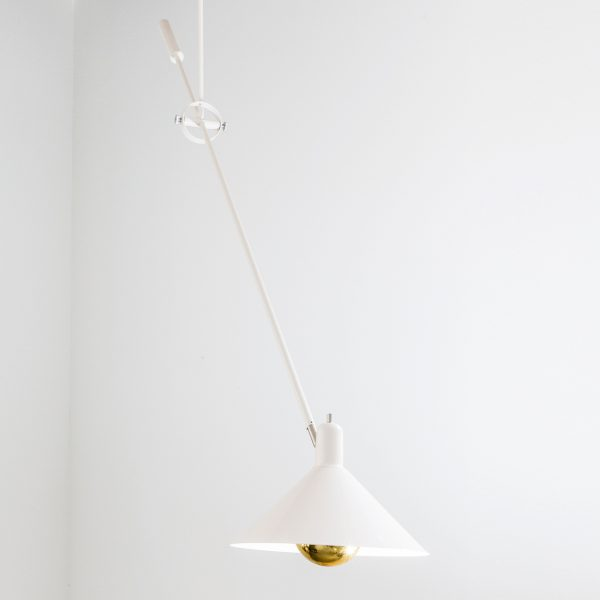 Upper King Ceiling Lamp De Hoge Vorst Plafondlamp No.1506 Design Jan Hoogervorst Anvia