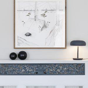 Bend Burolamp ontwerp Kilo voor Watt a Lamp