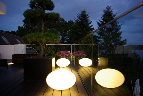 Eggy Pop Outdoor Lamp Design Berchicci for CPH Lighting