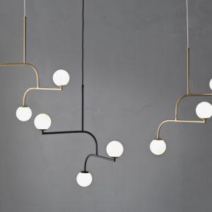 Mobil 70 Hanglamp Mobil 70 Pendant Design Monika Mulder