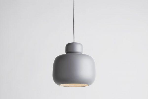 Stone Hanglamp Stone Pendant Light Design Philip Bro voor Woud