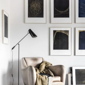 Birdy Vloerlamp Design Birger Dahl Northern Lighting