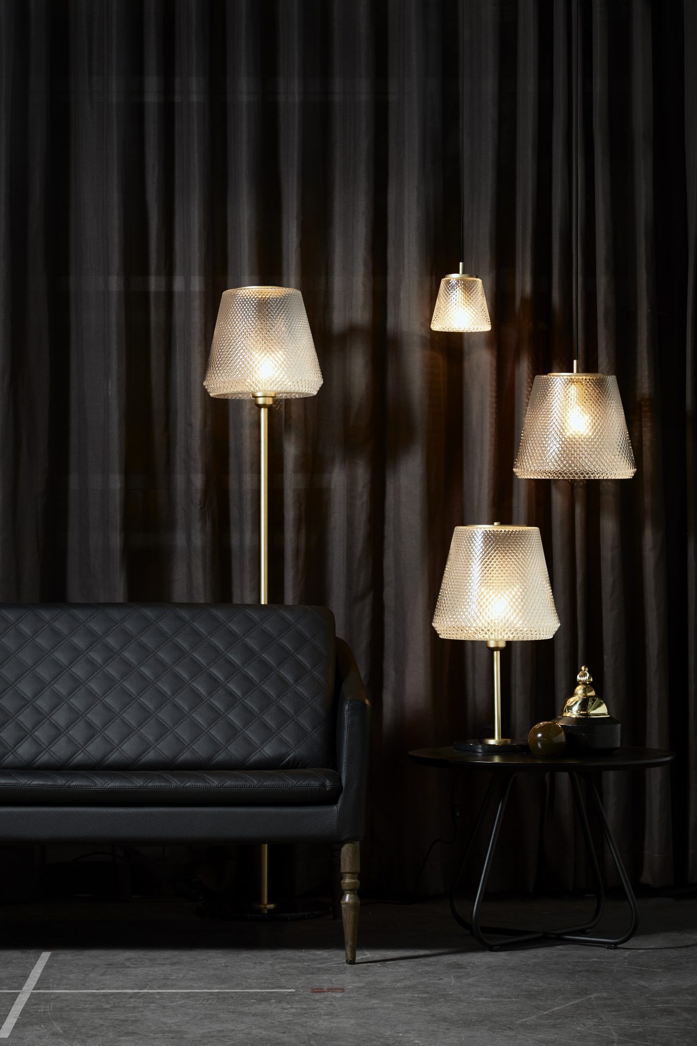 Damn fashionista vloerlamp design by us watt a lamp for Watt verlichting den haag