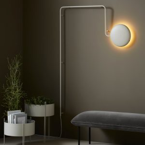 Mercury Wall Lamp Mercury Wandlamp Mercury Wall lightDesign Jeanette Holdgaard voor Woud Smukdesign