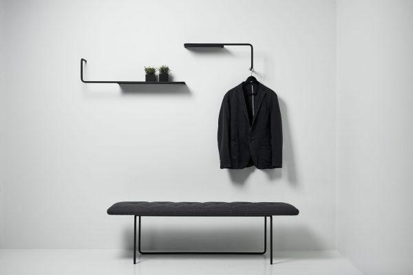 Tip Toe Rack Design Steffensen en Würtz voor Won Design