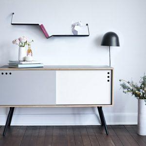 Fold Shelf Design Studio Nur voor Woud