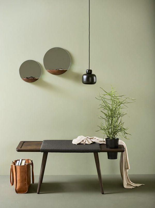 Stone Hanglamp Design Philip Bro voor Woud