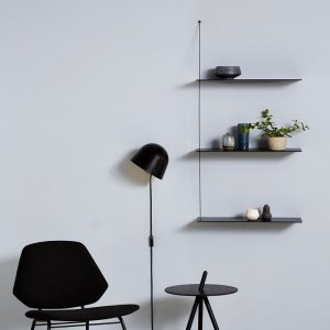 Kuppi Wandlamp Design Mika Tolvanen voor Woud