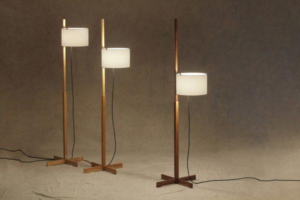 TMM Vloerlamp TMM Floor Design Miguel Mila voor Santa en Cole