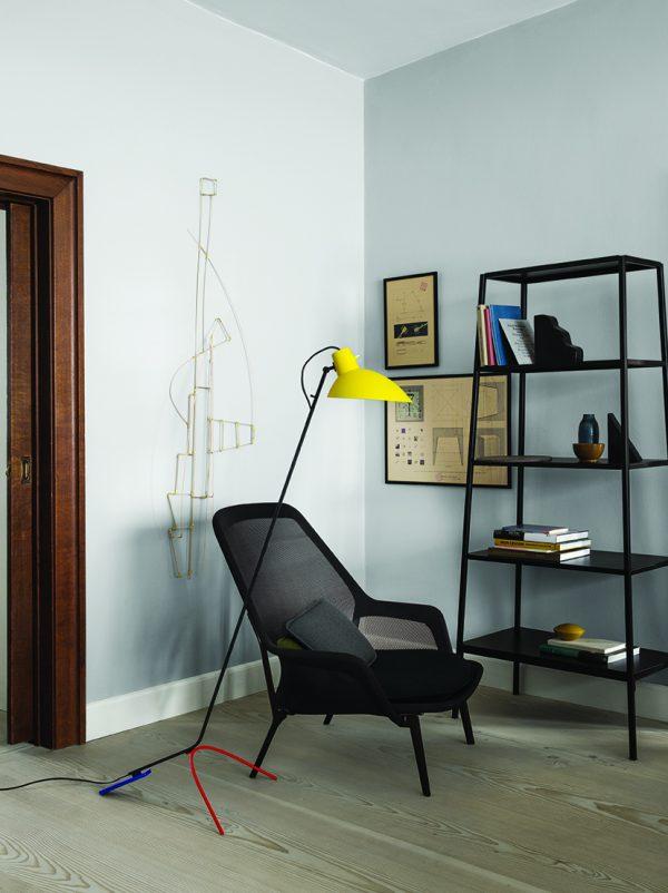 Cinquanta Vloerlamp Mondriaan Cinquanta Floor Mondriaan Design Vittoriano Vigano Astep
