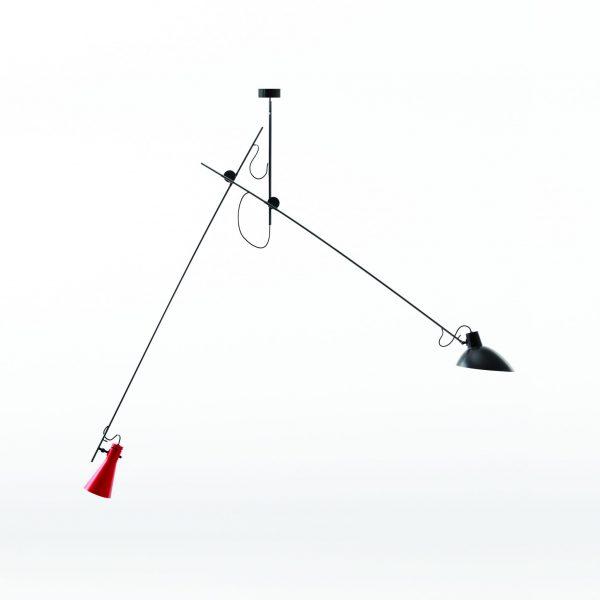 Cinquanta Plafondlamp Design Vittoriano Vigano Astep