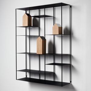Chord Wall Shelf Design Böttcher Henssler Kayser Won