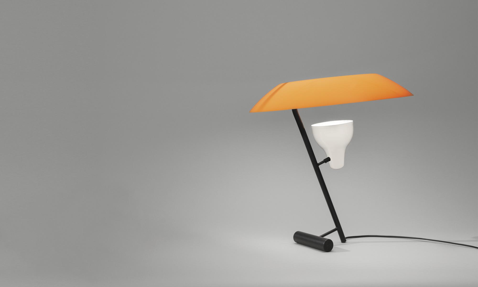 Tafellamp Model 548 Design Gino Sarfatti Voor Astep