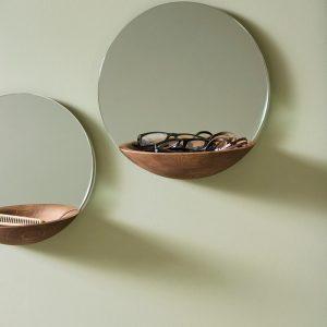 Pocket Mirror Design Daniel Schofield voor Woud