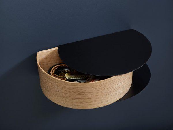 Wallie Wandplank Design Amalia Skov Rahbæk WOUD