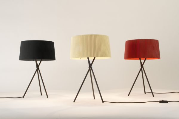Tripode G6 Vloerllamp Tripode G6 Floor Lamp Design Santa Cole