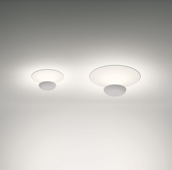 Funnel 2013 LED Plafondlamp Design Ramon Benedito voor Vibia
