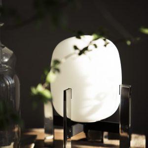 Cestita Metalica Tafellamp Design Miguel Mila voor Santa en Cole
