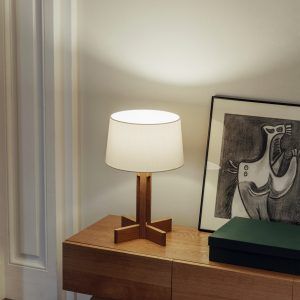 FAD Table Lamp FAD Tafellamp Design Miguel Mila voor Santa Cole