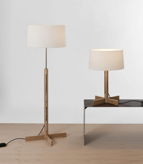 FAD Floor Lamp FAD Vloerlamp Design Miguel Mila voor Santa en Cole