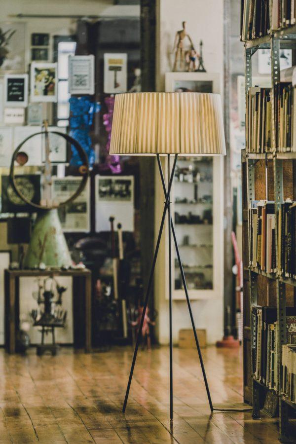 Tripode Floor Lamp G5 Tripode G5 Vloerlamp Design Santa en Cole