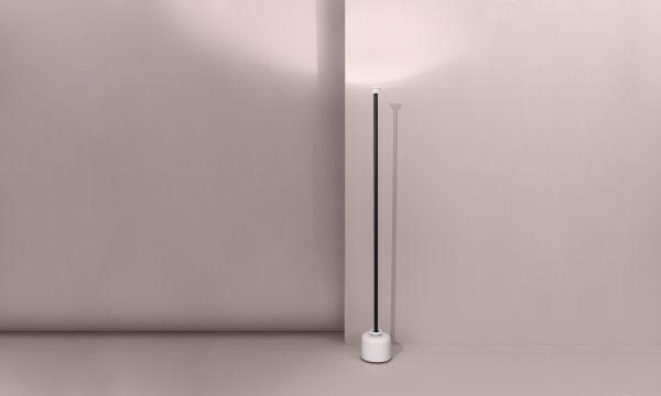 Vloerlamp Model 1095 Design Gino Sarfatti Astep