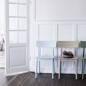 Pause Dining Chair Design Kasper Nyman voor Woud