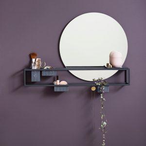 Mirror Box Wandspiegel Design Laura Bilde voor Woud