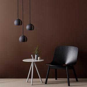Mono Lounge Stoel Design Kasper Nyman voor Woud