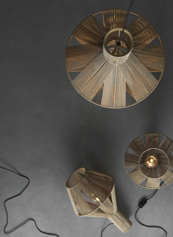 Spin Vloerlamp Design Sabina Grubbeson voor Pholc