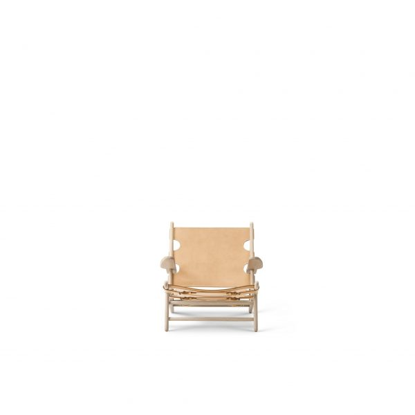 Hunting Chair Fauteuil Design Borge Mogensen voor Fredericia