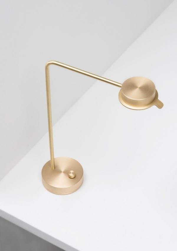 Chipperfield Desk Lamp Chipperfield Bureaulamp W102 by David Chipperfield voor Wastberg