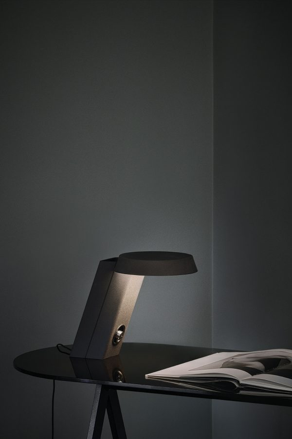Tafellamp Model 607 Design Gino Sarfatti voor Astep