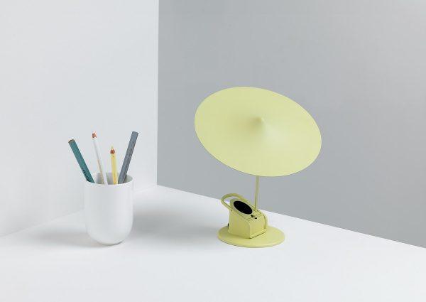 ile Tafellamp W153 Design Inga Sempe voor Wastberg