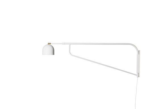 Bellman Wall Lamp Bellman Wandlamp Wit Design Sabina Grubbeson Pholc