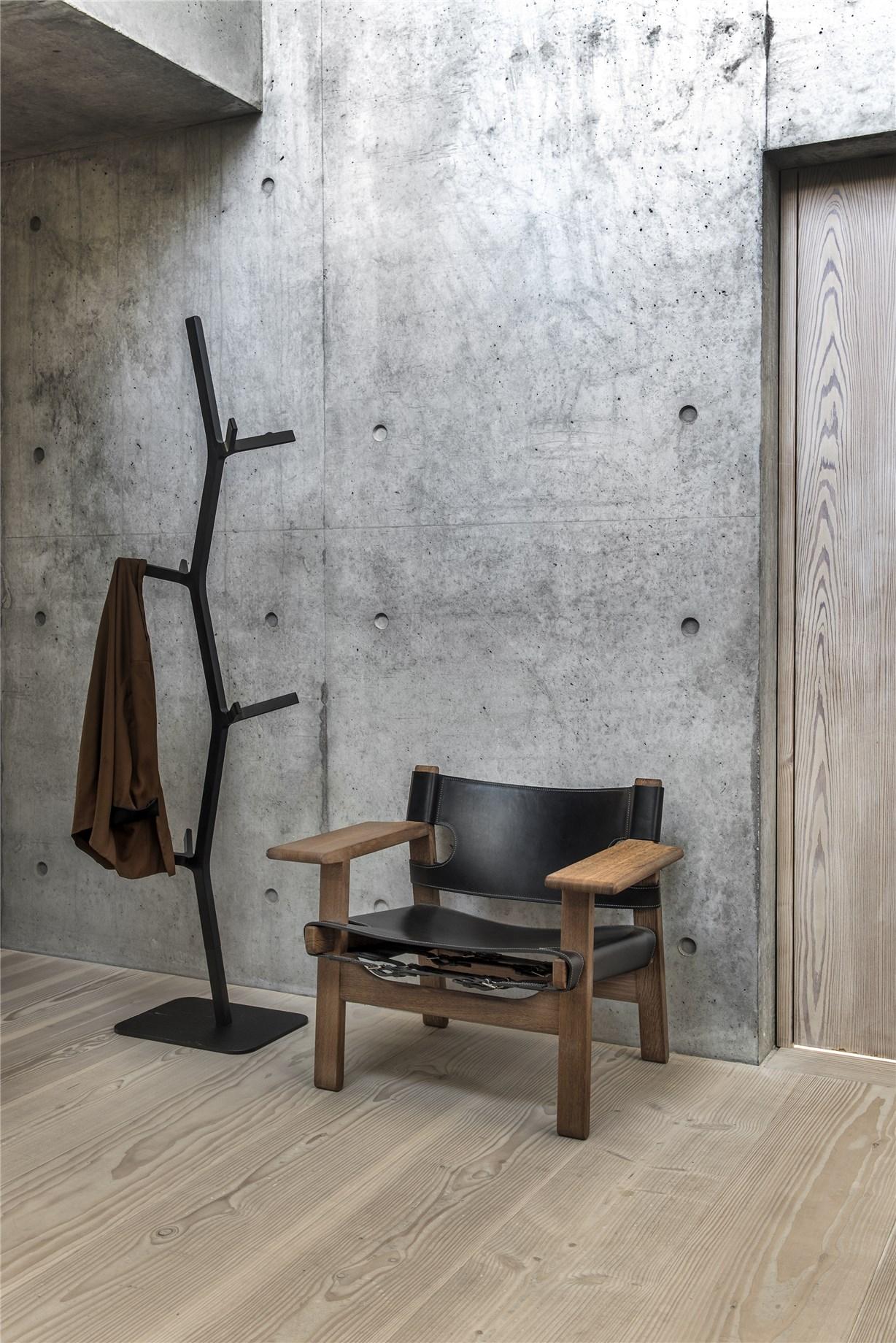 spanish chair design borge mogensen fredericia smukdesign