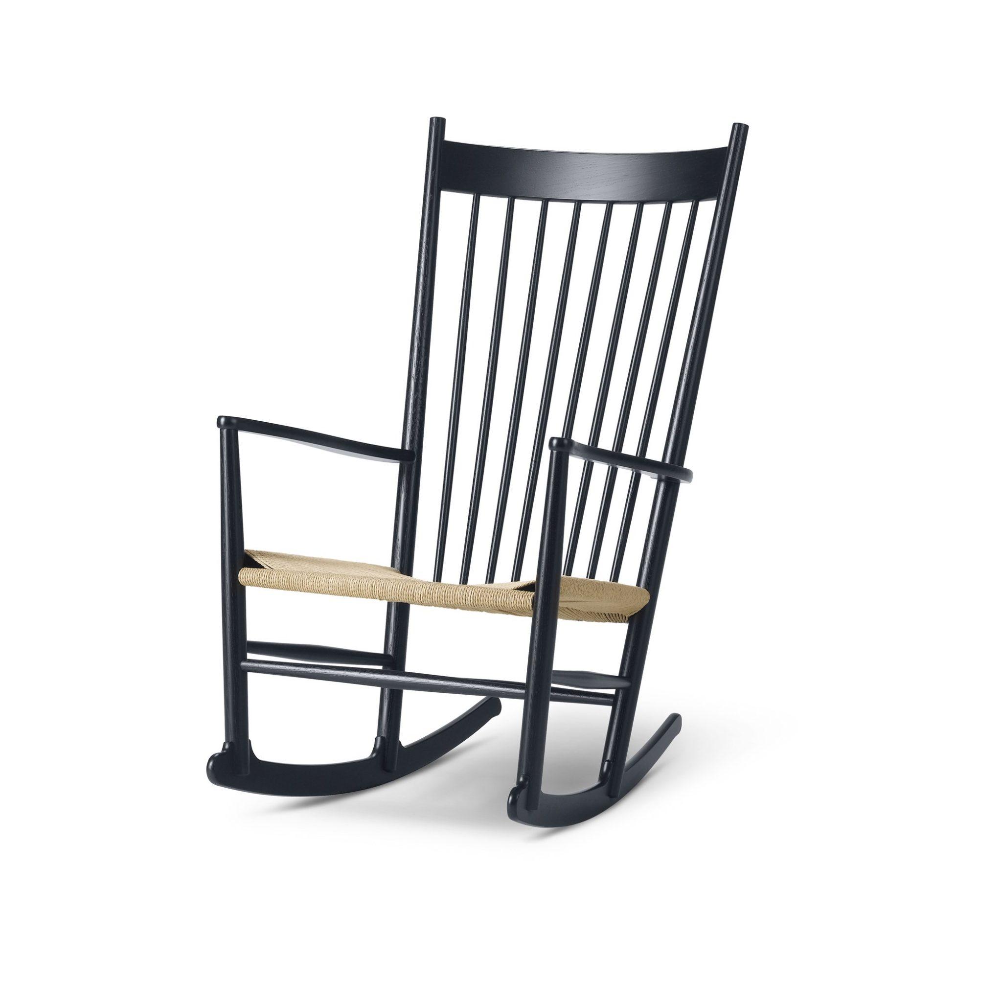 J16 Schommelstoel Design Hans Wegner voor Fredericia - Smukdesign