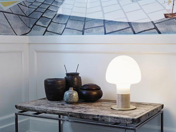 Mush Table Lamp Mush Tafellamp by Furnid Design Studio voor Watt a Lamp
